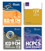 2013 CPC-H® Coding Book Bundle