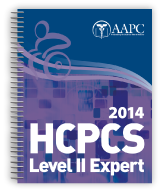 2014 HCPCS Level II