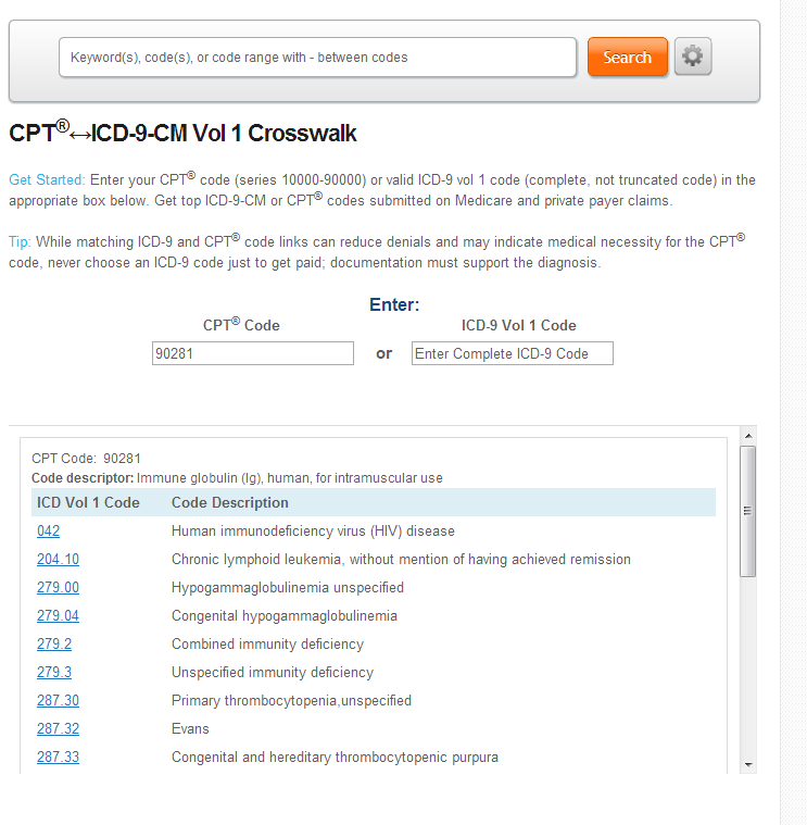 Now icd 09 codes with 2013 updates highly recommended by all users, please see our users reviews