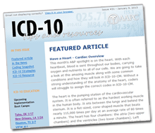 ICD-10 Tips and Resources