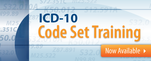 ICD-10 Code Set Training