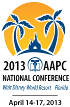 2013 AAPC National Conference - Logo