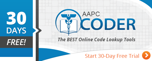 AAPC Coder - 30 Day Free Trial