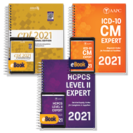 Pro Fee Coder Bundle 2021 (With AMA CPT® Code Book) - Print + eBook