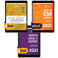 Pro Fee Coder Bundle 2021 (With AMA CPT® Code Book) - eBook