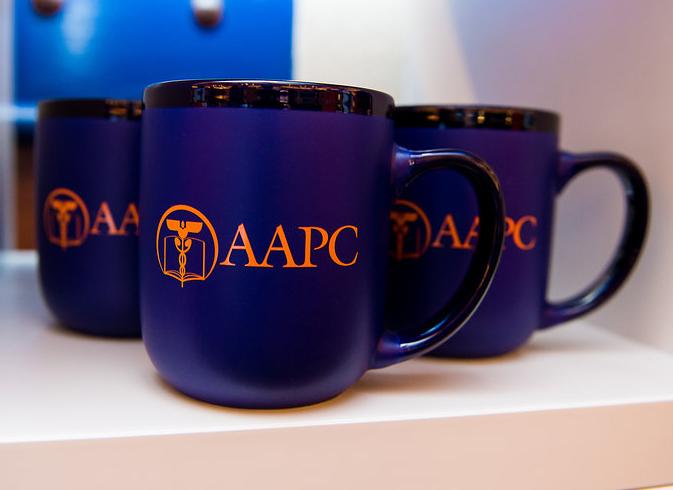 AAPC Logo Mug