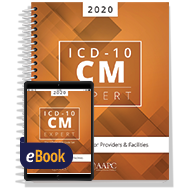 2020 ICD-10-CM Complete Code Set - Print + eBook
