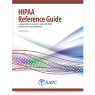 HIPAA Reference Guide - First Edition