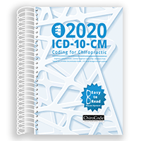 2020 ICD-10-CM Coding for Chiropractic (Find a Code)