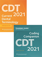 CDT 2021 and Coding Companion Kit (ADA)