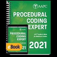2021 Procedural Coding Expert - Print + eBook