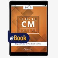 2020 ICD-10-CM Complete Code Set - eBook