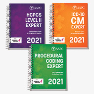 Pro Fee Coder Bundle 2021 (With AAPC Procedural Code Book)