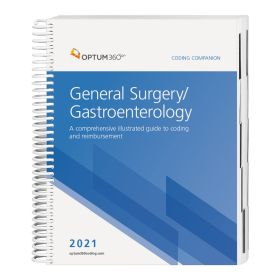 2021 Coding Companion for General Surgery/Gastroenterology (Optum)