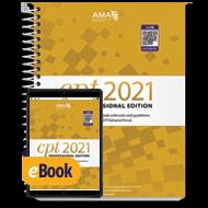 2021 AMA CPT® Professional - Print + eBook