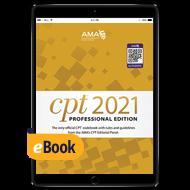 2021 AMA CPT® Professional - eBook