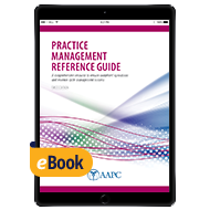 Practice Management Reference Guide - eBook - First Edition