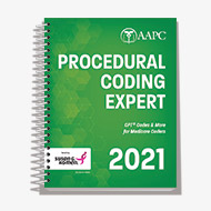 Current Procedural Coding Expert 2021