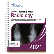 Coders' Specialty Guide 2021: Radiology