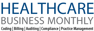 Healthcare Business Monthly Logo