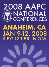 AAPC Anaheim National Conference
