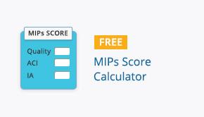 MIPS Score Calculator