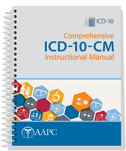 ICD-10 Instructional Manual