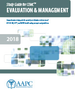 Evaluation (CEMC™) Medical Coding Study Guide - AAPC