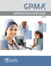 certified professional medical auditor cpma medical coding study rh aapc com cpma study guide amazon cpma study guide amazon