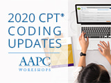 2020 CPT Coding Updates Workshop