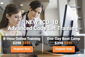 Advanced ICD 10 Code Set Training