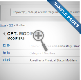 CPT Modifiers - Sales Image