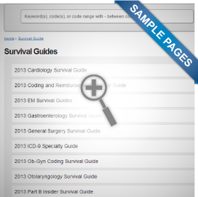 coding survival guides aapc coder rh aapc com