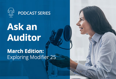 Ask an Auditor FAQ Podcast