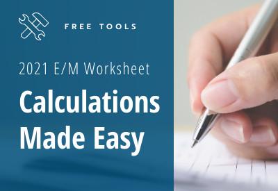 e/m audit tool eBrief