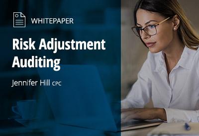 risk adjustment auditing whitepaper