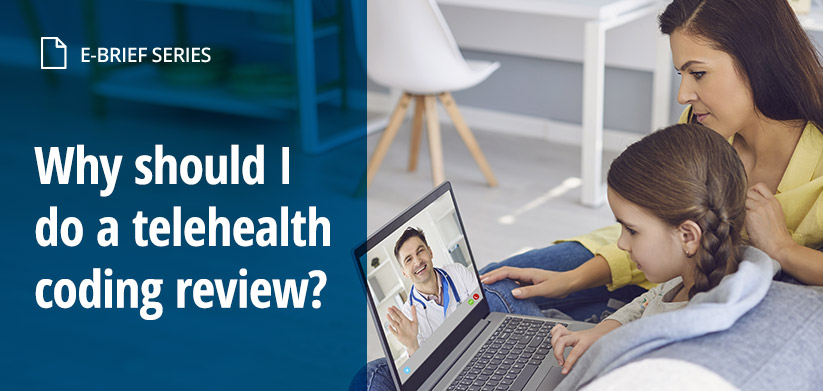Telehealth Coding Review eBrief