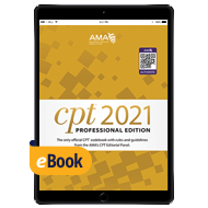 2021 AMA CPT Professional - eBook