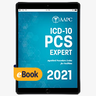 2021 ICD-10-PCS Complete Code Set - eBook