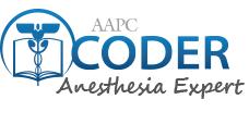 Coder anesthesia expert