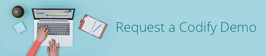 Request a Codify Demo