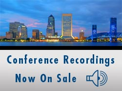Conference recordings on sale now
