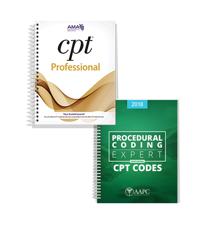 2018 PCE and CPT Books