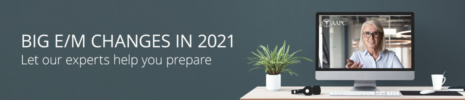 E/M Changes in 2021