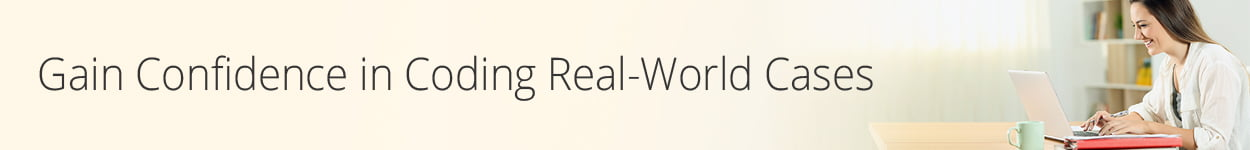 Get Real-World Coding Experience