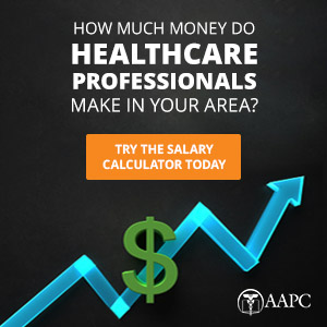 Medical Coding Salary Calculator Medical Billing And Coding Salary Aapc