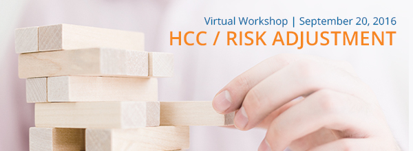 HCC/Risk Adjustment