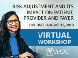 Risk Adjustment Workshop