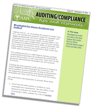 Auditing Compliance Tips and Resources