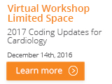2017 Coding Updates for Cardiology